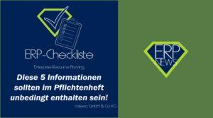 Lastenheft-Checkliste von godesys: Diese 5 Informationen sollten im Pflichtenheft unbedingt enthalten sein!
